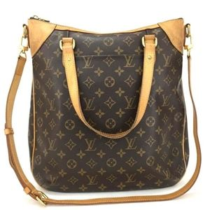 Louis Vuitton Monogram Odeon GM 2way Bag